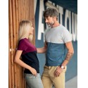 Tricou unisex in 2 culori Connection