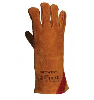 Manusi Reinforced Welding